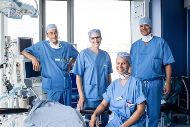 team schoenheits op iatros klinik muenchen