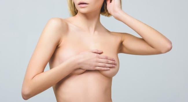 Nach Brust OP