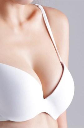 Brustvergrößerung nach Operation mit Eigenfett